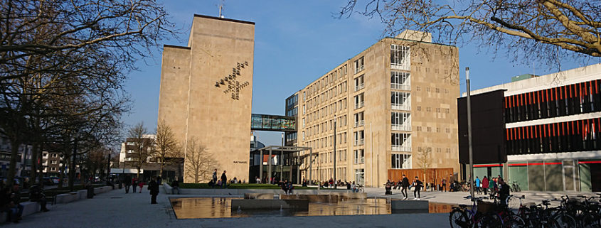 Rathaus Gütersloh